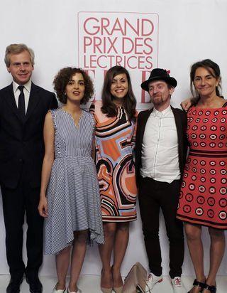 Grand Prix des Lectrices de ELLE avec Guerlain 2017 : les photos de la soirée