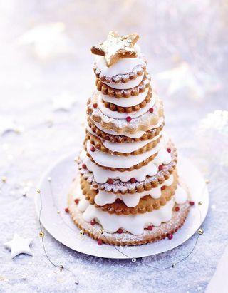 Bluffer avec des desserts de fête