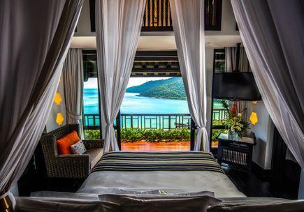 zoom sur les 10 plus beaux h tels du bout du monde elle. Black Bedroom Furniture Sets. Home Design Ideas