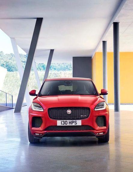 La nouvelle Jaguar E-Pace, le SUV compact qui met tout le monde d'accord