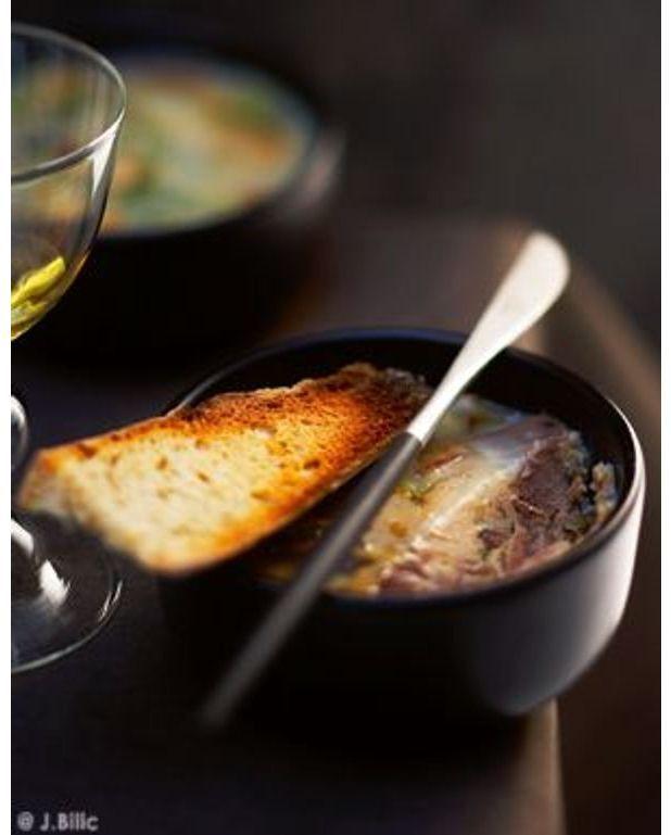 confit de canard et foie gras pour 6 personnes recettes elle table. Black Bedroom Furniture Sets. Home Design Ideas