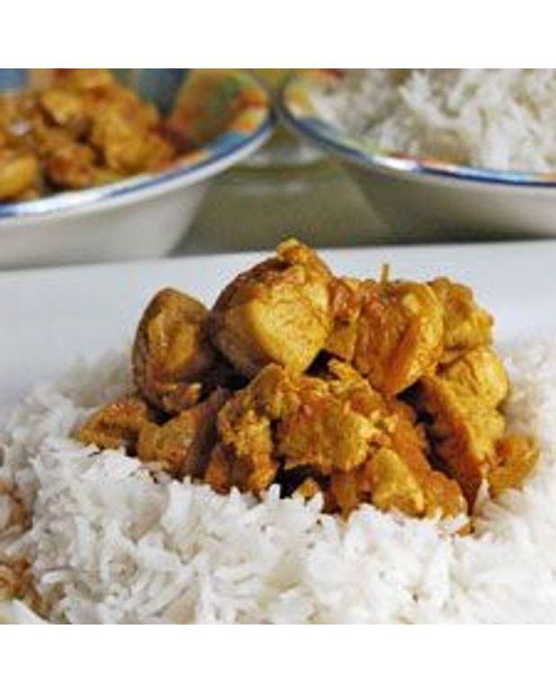 recette windaloo poulet