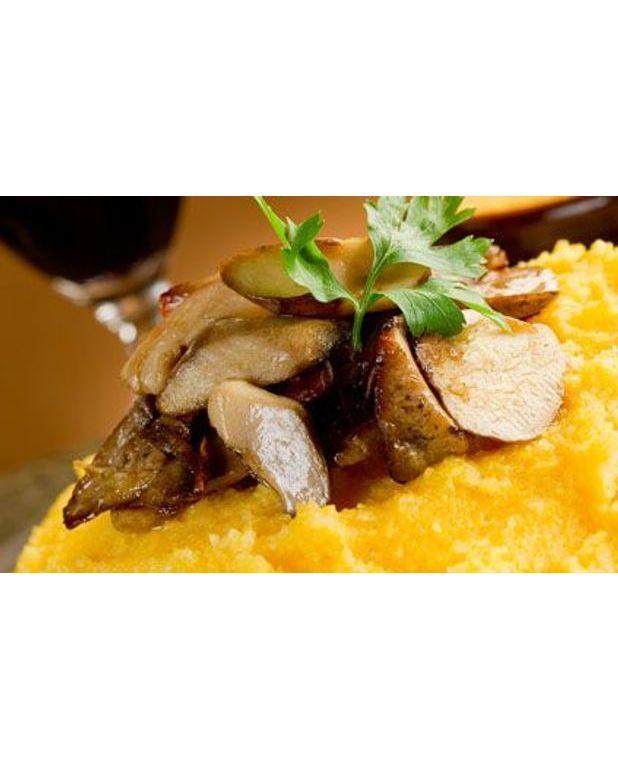 ecras de pommes de terre aux champignons pour 4 personnes recettes elle table. Black Bedroom Furniture Sets. Home Design Ideas