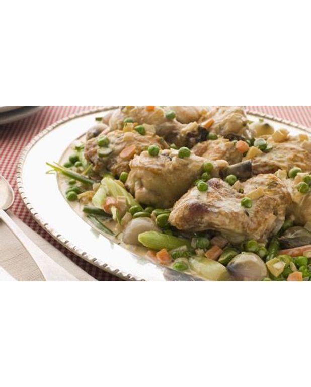 poule au pot pour 4 personnes recettes 224 table