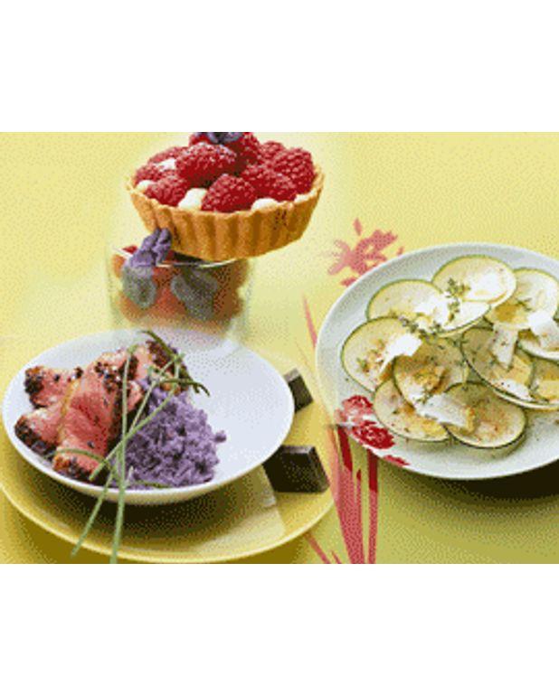 Lotte l 39 armoricaine pour 6 personnes recettes elle table - Lotte a l armoricaine recette cuisine ...