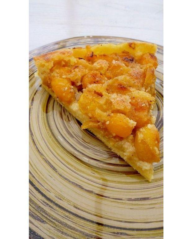 Tarte amandine aux mirabelles pour 6 personnes recettes elle table - Recette avec des mirabelles ...