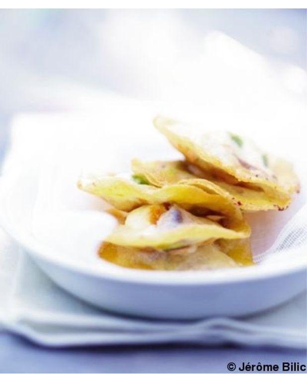 Beignets de langoustes pour 6 personnes recettes elle - Cuisiner queue de langoustes crues surgelees ...