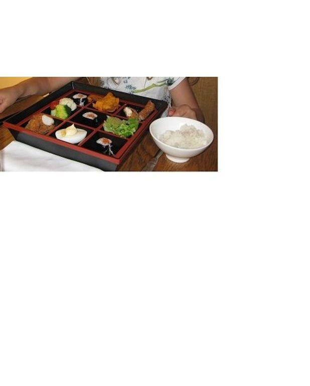 Bento rapide pour 1 personne recettes elle table for Astuces cuisine rapide