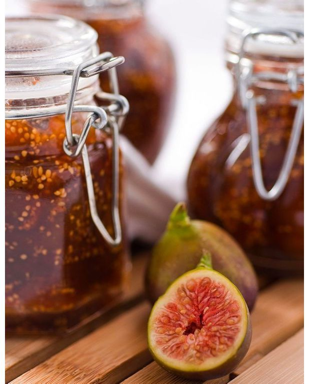 chutney de figues pour 4 personnes recettes elle table. Black Bedroom Furniture Sets. Home Design Ideas