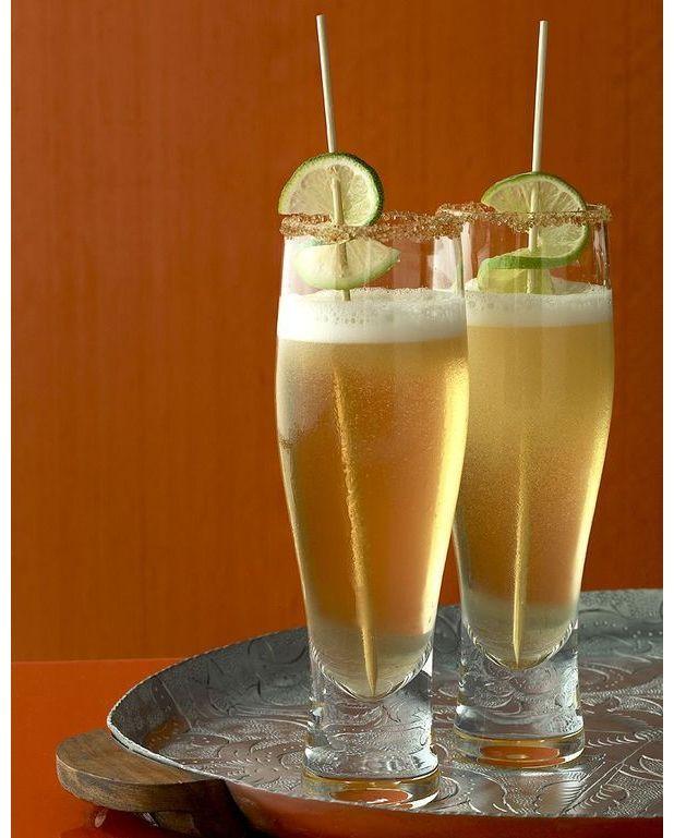 Cocktail à La Bière Et Au Citron Vert Pour 1 Personne