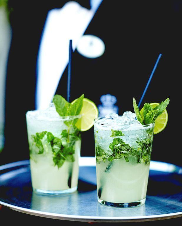 cocktail mojito vodka pour 1 personne recettes elle table. Black Bedroom Furniture Sets. Home Design Ideas