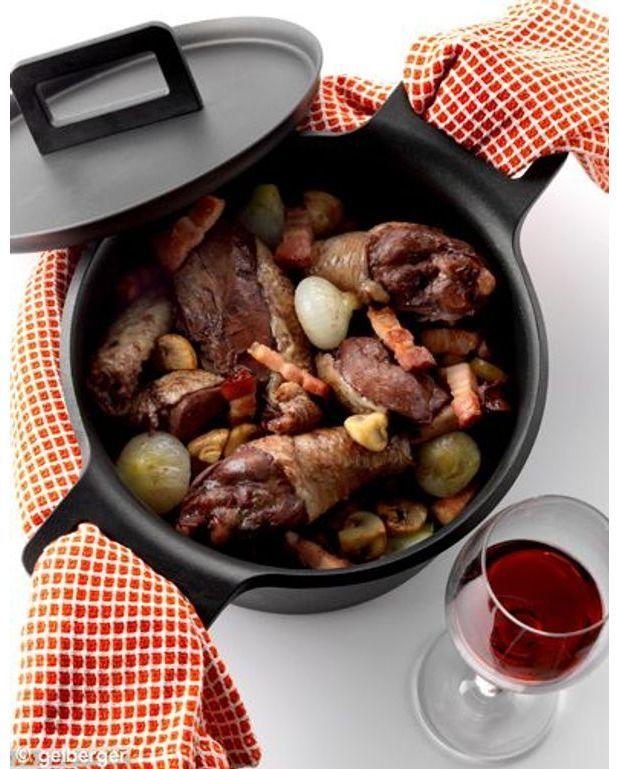 Quel vin pour coq au vin - Quel vin pour cuisiner un boeuf bourguignon ...