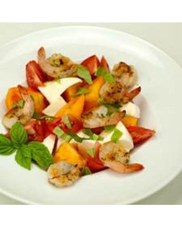 Crevettes grill es au thym et citron pour 4 personnes recettes elle table - Recettes de langoustes grillees ...