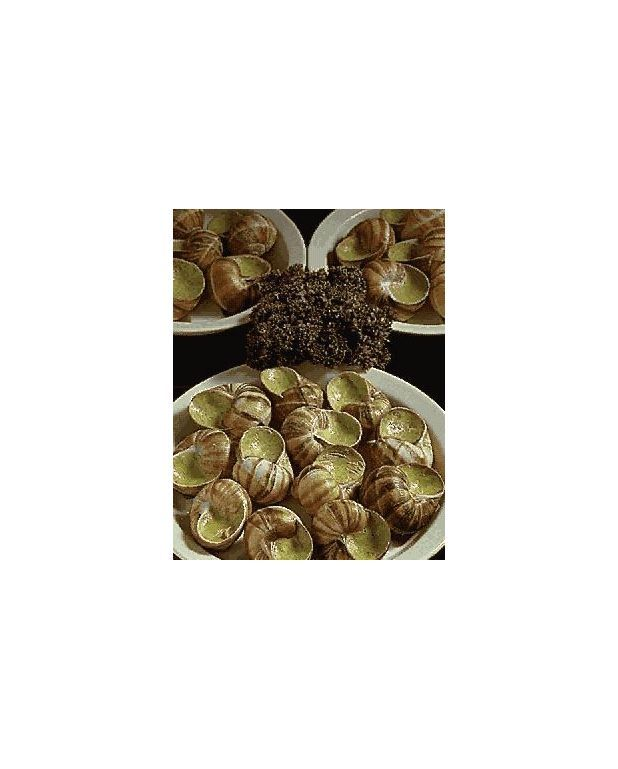 Recette De Sablés Escargots La Recette Facile: Escargots De Bourgogne Pour 8 Personnes