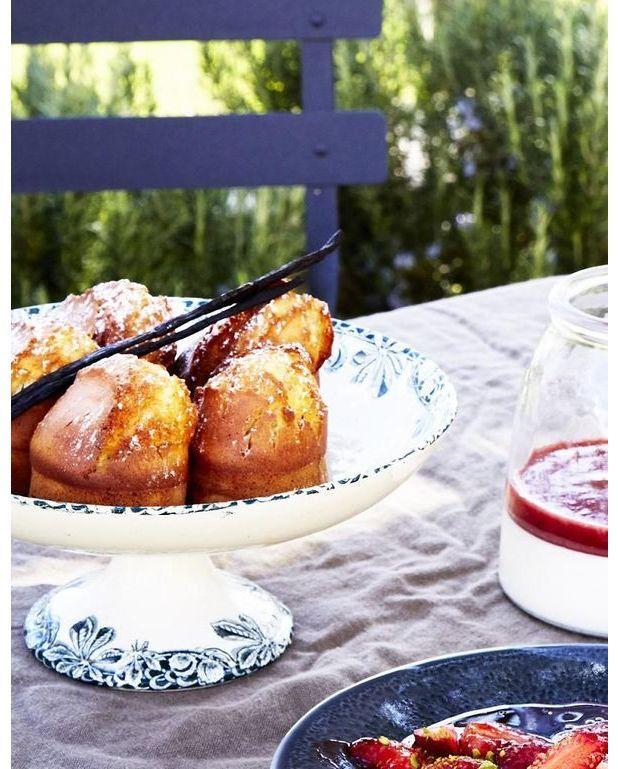 G teaux au yaourt de ma grand m re pour 6 personnes - Vieilles recettes de cuisine de grand mere ...