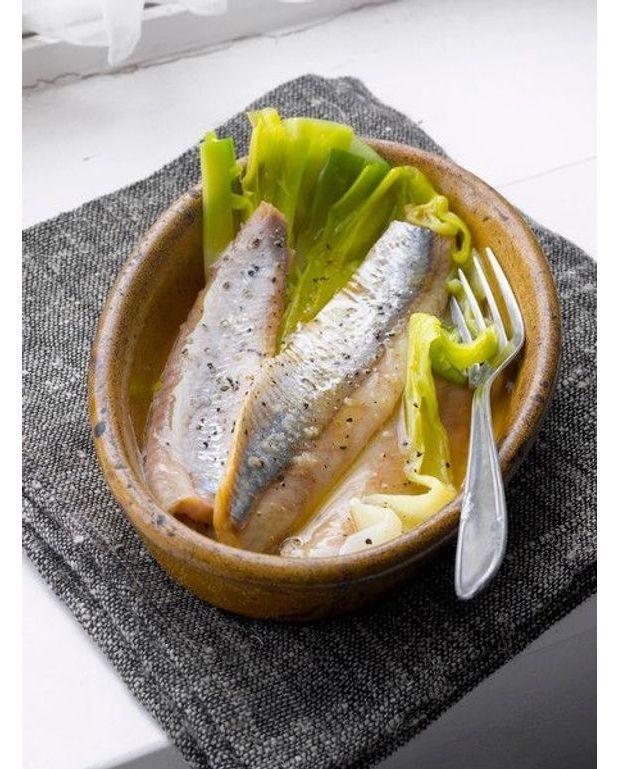 Harengs frais grill s la moutarde pour 8 personnes - Cuisiner des harengs frais ...