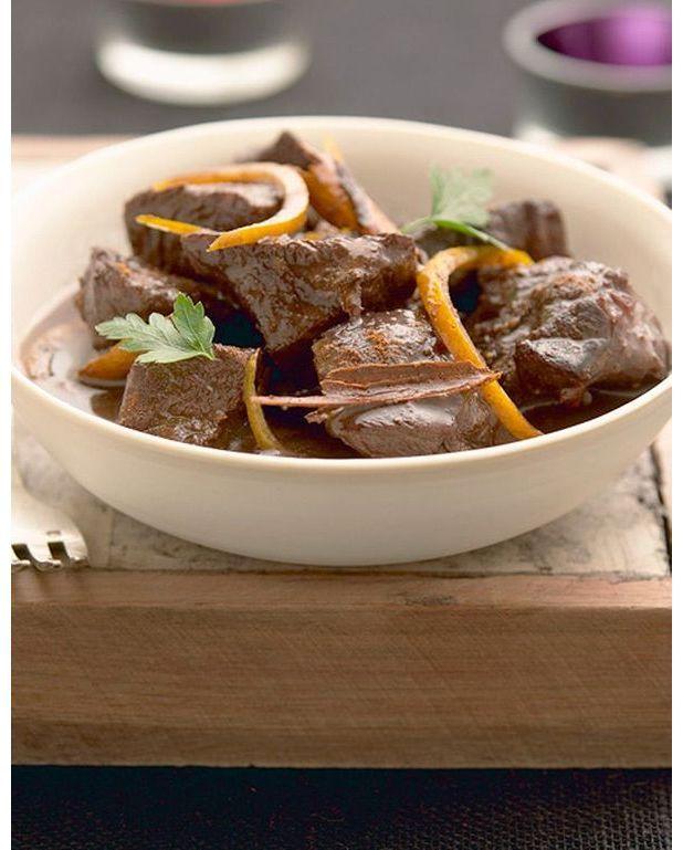 Palette de boeuf la mode d 39 antan recettes elle table for La cuisine d antan