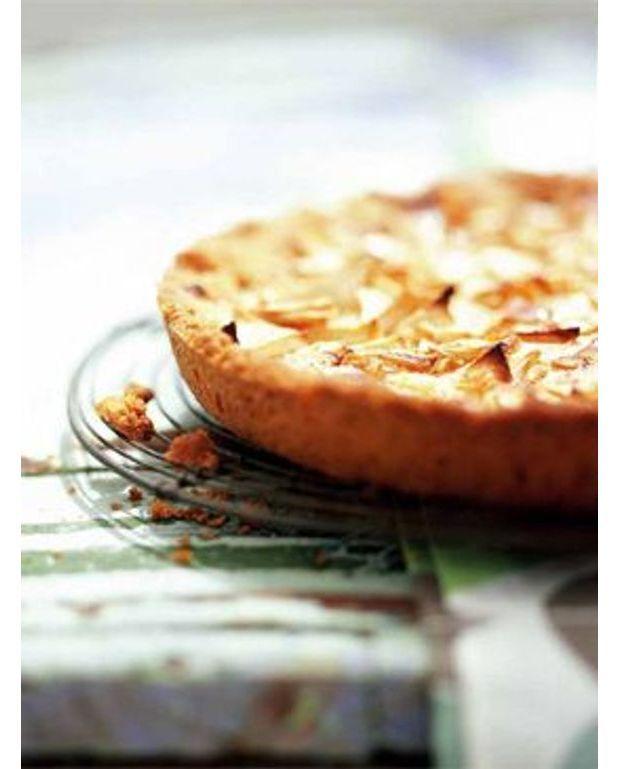P te tarte comme un sabl breton pour 6 personnes recettes elle table - Fond de tarte palet breton ...