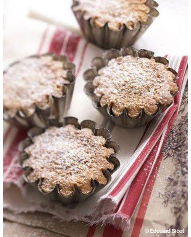 Petits moelleux la farine de ch taigne pour 5 personnes recettes elle table - La cuisine des petits ...