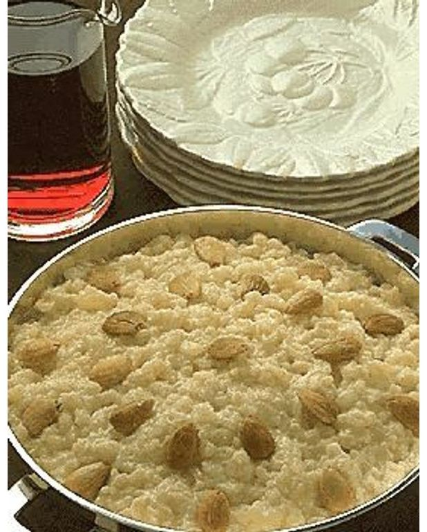 Porridge au riz pour 4 personnes recettes elle table for Poudre de riz cuisine