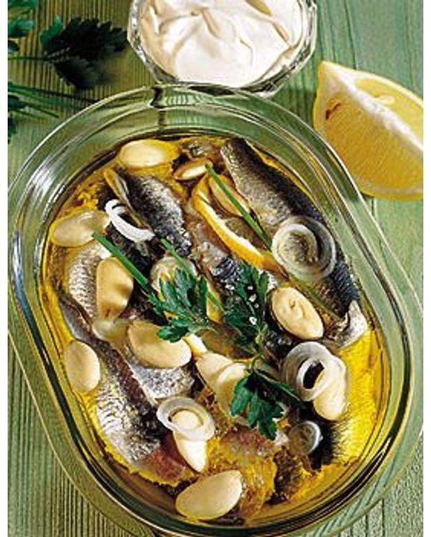 Rillettes de sardines fra ches pour 4 personnes recettes - Cuisiner des filets de sardines fraiches ...
