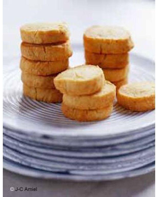 biscuits apéritifs maison facile