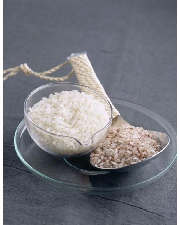 salade de riz complet et lentilles corail pour 6 personnes recettes elle table. Black Bedroom Furniture Sets. Home Design Ideas