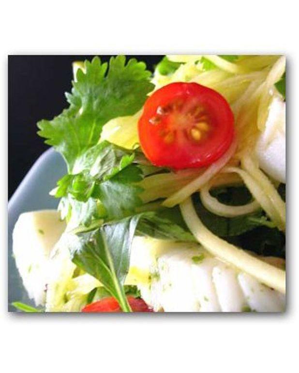 Salade du sud pour 1 personne recettes elle table for Agencement cuisine du sud