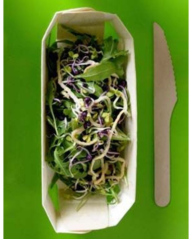 salade pousse pousse pour 4 personnes recettes elle table. Black Bedroom Furniture Sets. Home Design Ideas