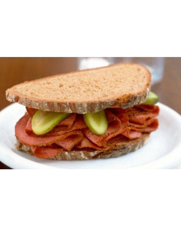 Sandwich l 39 ancienne pour 2 personnes recettes elle table - Recette cuisine ancienne ...