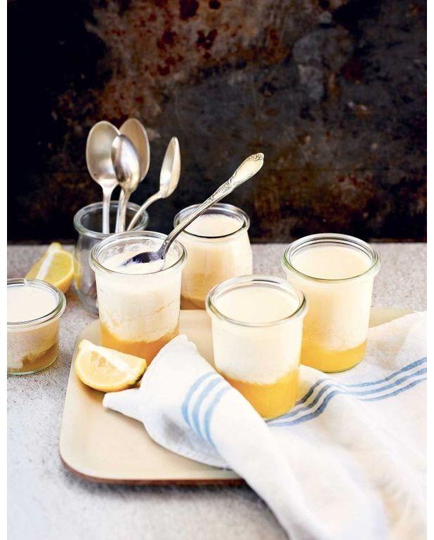 yaourts au soja et au citron thermomix pour 6 personnes. Black Bedroom Furniture Sets. Home Design Ideas