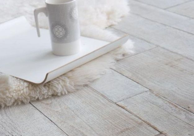 Gut bekannt Comment blanchir son parquet ? - Elle Décoration JD07