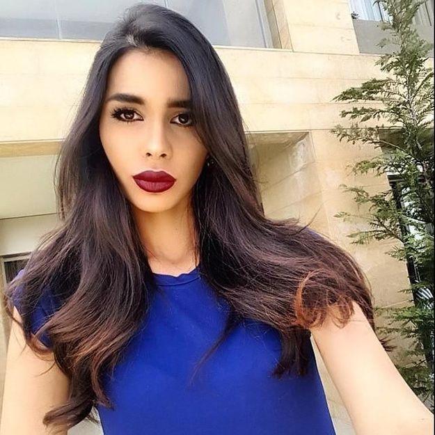 Connu Maquillage oriental : comment faire un maquillage libanais - Elle HS81