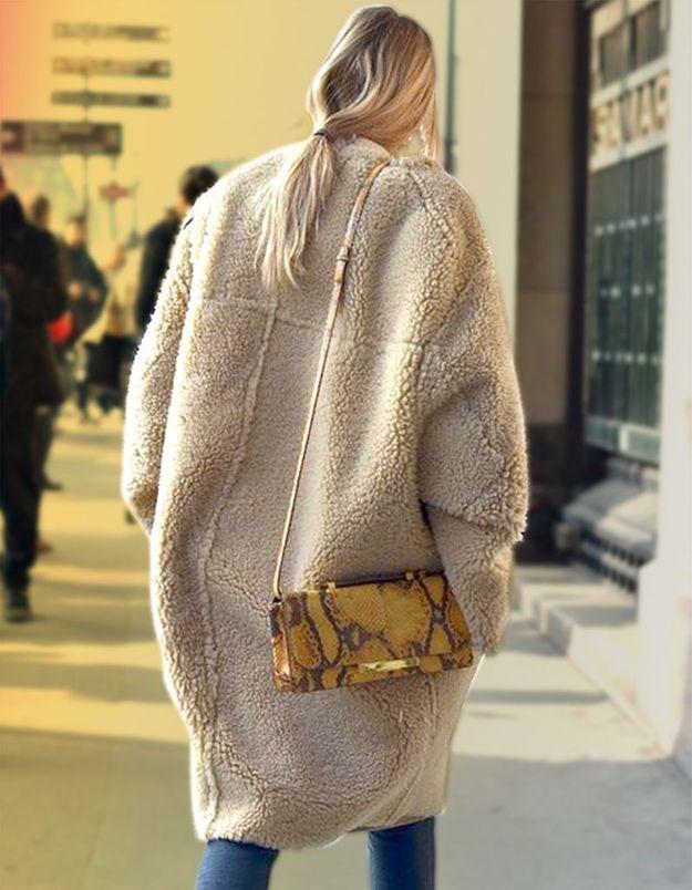 Super veste mouton : pour ou contre la veste mouton - Elle SM56