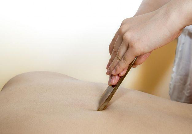 #ELLEBeautySpot : le massage « Gua sha » du Lanqi Spa