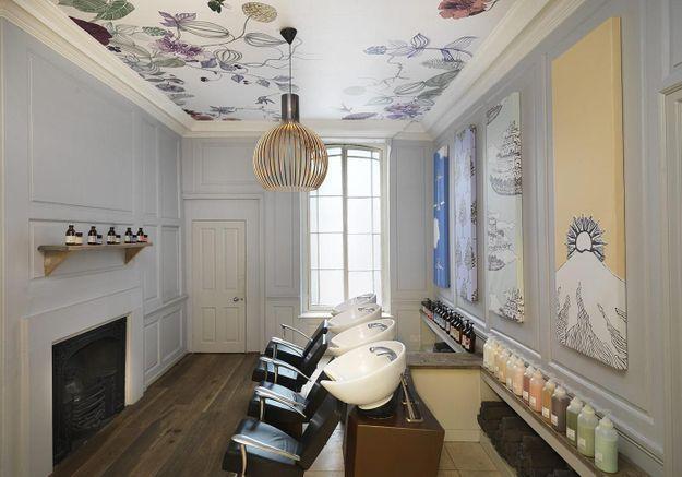 #ELLEBeautySpot : le salon ENA à Londres