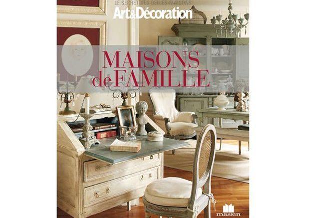 les livres art d coration elle d coration. Black Bedroom Furniture Sets. Home Design Ideas