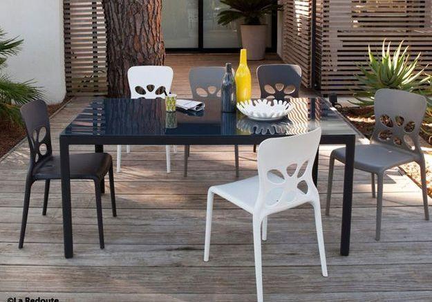 le jardin contemporain est il fait pour vous elle d coration. Black Bedroom Furniture Sets. Home Design Ideas