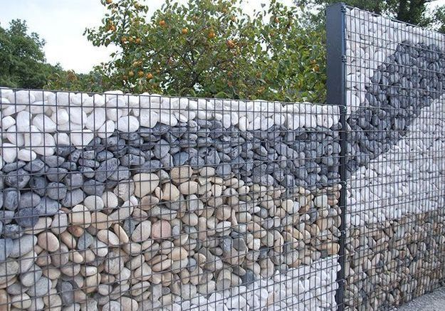 les atouts du gabion elle d coration. Black Bedroom Furniture Sets. Home Design Ideas