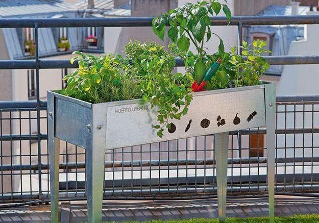 Jardiner balcon elle d coration - Jardiner sur son balcon ...