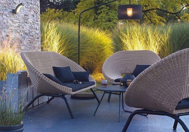 5 styles de terrasses qui en mettent plein la vue elle d coration. Black Bedroom Furniture Sets. Home Design Ideas