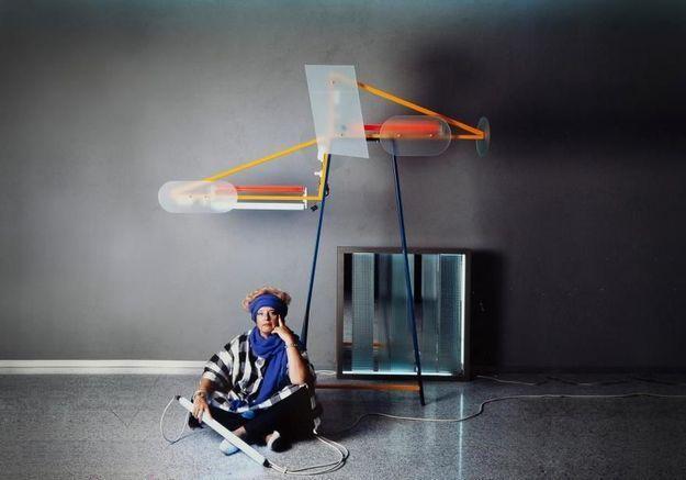 On découvre #6 : l'univers enchanteur de la designer italienne Nanda Vigo (vu par l'historien Adam Štěch)