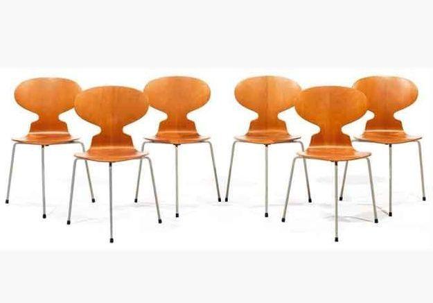 1 objet 2 budgets la chaise fourmi versus la chaise de Design scandinave histoire