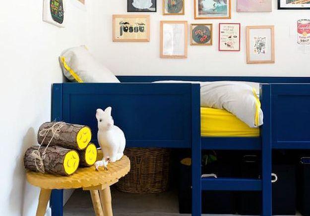 conseils peinture chambre deux couleurs couleur chambre e id es cool pour vous inspirer. Black Bedroom Furniture Sets. Home Design Ideas