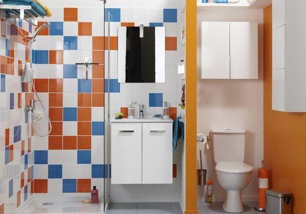 5 id es d am nagement pour une petite salle de bains for Salle de bain 5m carre