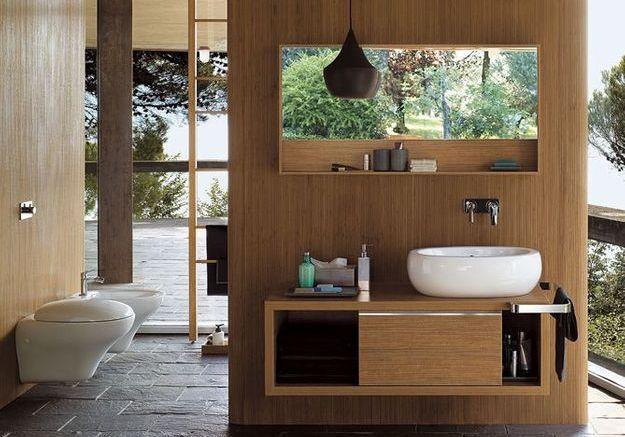 4 id es pour une salle de bains exotique elle d coration for Brossette ma salle de bain
