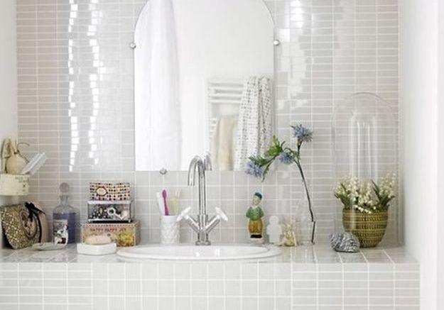 changer sa salle de bain ides dco pour la salle de bains dcouvrez toutes nos bonnes astuces. Black Bedroom Furniture Sets. Home Design Ideas