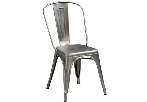Design ces meubles cultes toujours d actualit elle - Chaise tolix occasion ...