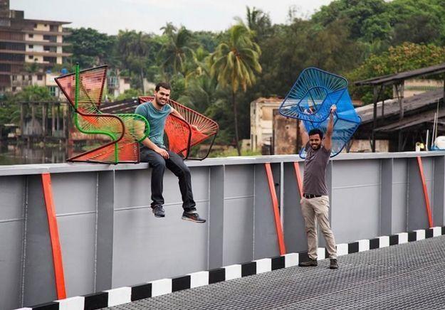 On découvre #1 : les chaises made in Cuba de Raiko Valladares et José Antonio Villa Sené