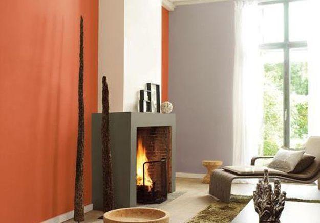 Quelles couleurs adopter pour un int rieur contemporain for Couleur pour interieur maison
